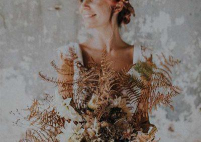 Bouquet de mariée - Mariage