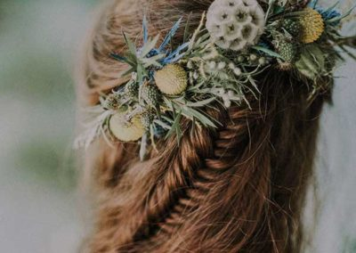 Bijou floral - Mariage