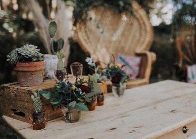 Décoration florale de cérémonie - Mariage